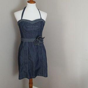 Grass collection denim dress size 11